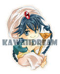 Magi - Labyrinth of Magic - Chibi Aladdin by Kawaii-Dream