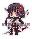 InuxBoku SS - Chibi Ririchiyo by Kawaii-Dream