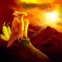 Phoenix by n1ghtcrawler93