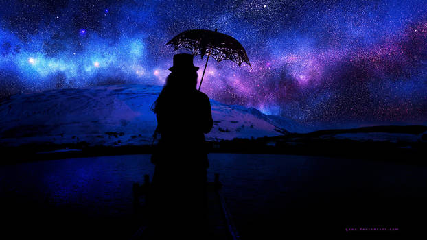 Night of Many Wishes by QAuZ