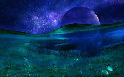 Beautiful Place by QAuZ