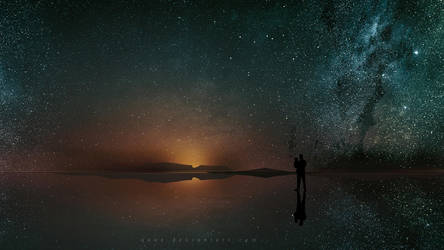 Reaching Stars by QAuZ
