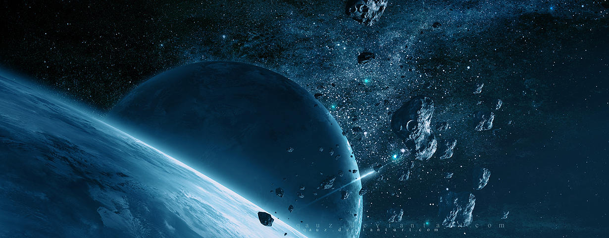 Space Travel by QAuZ