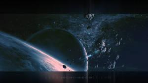 Space Travel WP Version by QAuZ