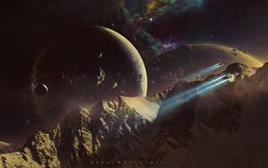 To Golden Light by QAuZ