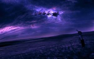 Santa Wish by QAuZ