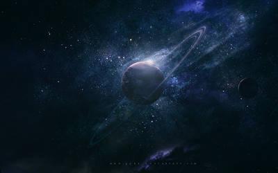 Night of Stars by QAuZ