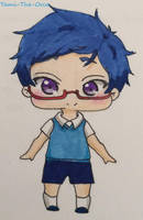 Baby-Rei-Chan Doodle by Yami-The-Orca