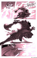 Water Tribe Zhao Pg 79 by NoSelfControl