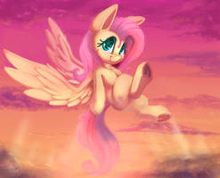 Flying high by thediscorded