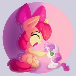 Sweetie Plushie by thediscorded