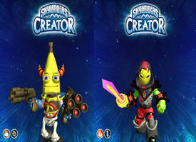 Official Imaginators by MrDimensionIncognito