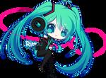 FREE Love is War Miku Pagedoll by rimuu