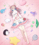 Sweetness All Around! by rimuu