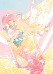 Pink Lemonade by rimuu