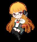 FREE Futaba Sakura Pagedoll by rimuu