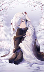 Winter Maiden by rimuu
