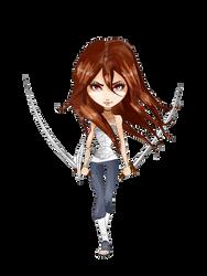 Kawaii killer by BenjiroHime