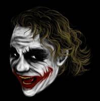 The Joker by Dragonpunchi