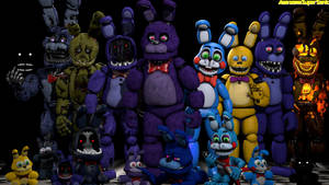 [SFM FNaF] Bunnies by AwesomeSuperSonic