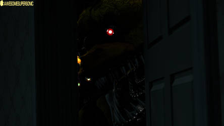 [SFM FNaF] The monster is not alone by AwesomeSuperSonic
