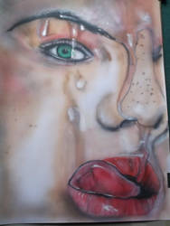 facial detail attempt by hofku43