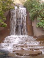 Waterfall by SephirothXer0-Stock