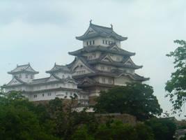 Himeji Castle by SephirothXer0-Stock