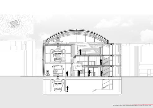 Bus Garage Design