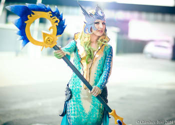 Nami - League of Legends by GianlucaBini