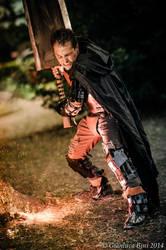 The Black Warrior - Berserk by GianlucaBini