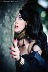 Queen Nehellenia by GianlucaBini
