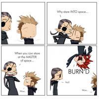 BURN'D by ladychimera