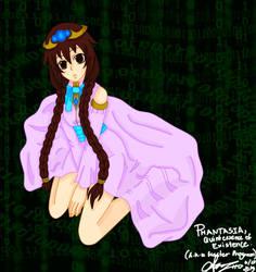 Phantasia, The Master Program. by OverlordAyame