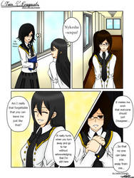 Twin Fragments - Comic Preview by OverlordAyame