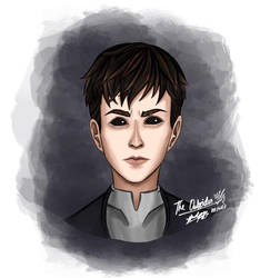 The Outsider by OverlordAyame