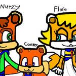 Conker's Family by ChelseaCatGirl