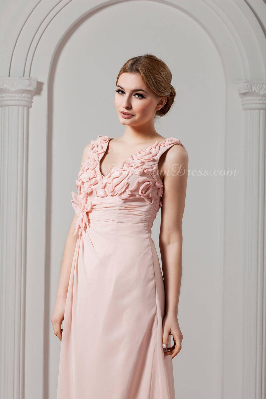 pink prom dress by nancyloveslife