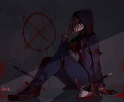 -C- Black Rose ~ by Likesac