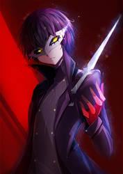 P5 ~ Joker . by Likesac