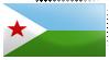 Djibouti Stamp by deviant-ARAB