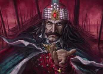Vlad Dracul by KejaBlank