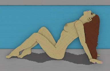 Her Favorite Bikini... by bricksnoir