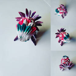 Fantasy Creature Origami by marakiO