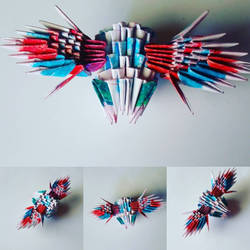 Fly Origami by marakiO