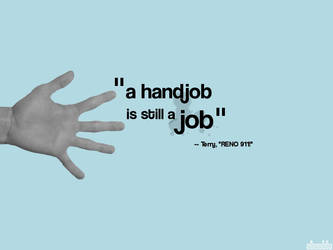 Handjob by apeinsink