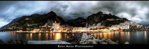 Amalfi Panorama by erenabice