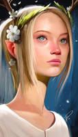 Bride by Mattiasedstrom