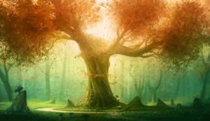 Eternal Autumn by Mattiasedstrom