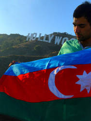 Azerbaijani in Hollywood by AzPhotographer